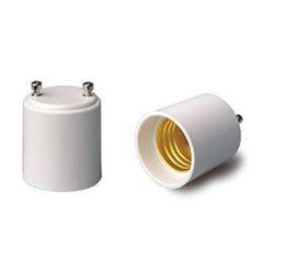 Wholesale Gu24 E26 E27 Adapters - GU24 to E27 E26 LED Light Lamp Bulb Adapter Holder Socket NEW 100pcs lot