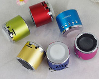 Wholesale Loudspeaker Kaidaer - Mix Color KAIDAER KD-MN01 Multimedia Speaker Music Micro SD Card Speaker Loudspeaker With retail