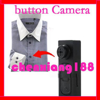 Wholesale Dvr Separate - 10pcs LOT MINI DV button Camera mini DVR with separate voice recording