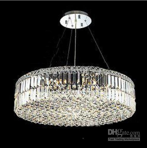 Contemporary crystal chandelierk9 crystal pendant lamp modern contemporary crystal chandelierk9 crystal pendant lamp modern crysyal lightsw80cmxh100cm rectangle chandelier rope chandelier from goodsoft aloadofball Image collections