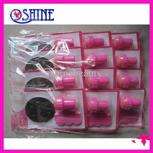 Diy Nail Art Stamping Set Stamping Nail Art Kit Nail Stamps