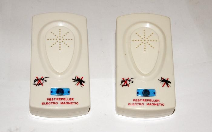 Répulsif anti-insectes anti-moustiques à ultrasons. répulsif contre les moustiques, répulsif de souris -
