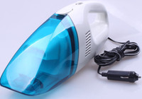 Wholesale Car Dc - Car Automobile Electric Socket DC Charger Handheld Vacuum Dust Cleaner Collector 12V