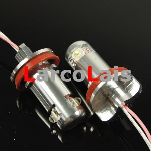 20% korting 2x 10W H8 Angel Eyes Halo Ring LED Gloeilamp Lamp voor BMW E92 E93 X5 X6 E63 E70 E71 E82 E87