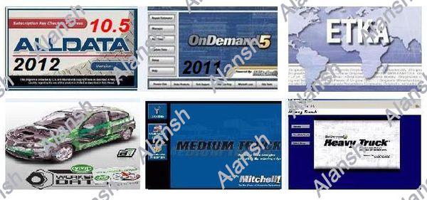 Großhandel Mitchell, 2012 Alldata10.50, Alle Daten Mitchell ...