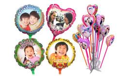 Wholesale Diy Printing Balloons - 2012 NEW Printing 100pcs Magic balloon birthday holiday DIY balloons wedding party gift favor cute