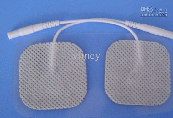 de garniture d'électrodes auto-adhésives, des dizaines d'électrodes pour la machine de thérapie des dizaines