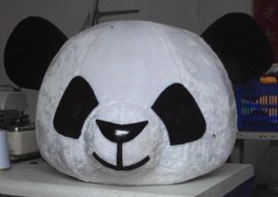 Oso de panda de la nueva boda de la mascota del monstruo Tamaño Disfraz adulto