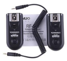 Disparador de flash de radio Yongnuo RF-603 C1 para Canon 400D 450D 60D 550D 500D RF603 cámara digital dslr en venta