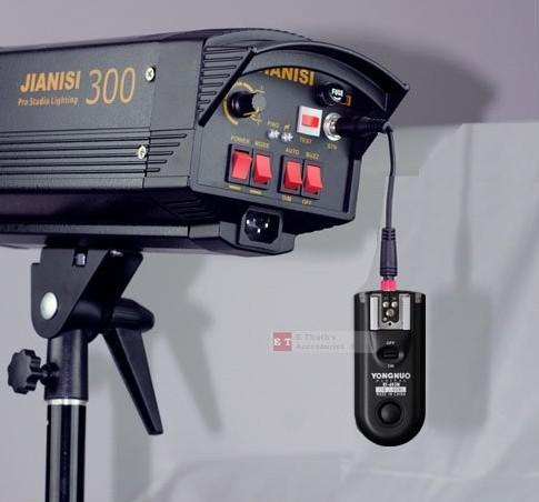 Yongnuo RF-603 C1 Radio Flash Trigger for Canon 400D 450D 60D 550D 500D RF603 & digital camera dslr