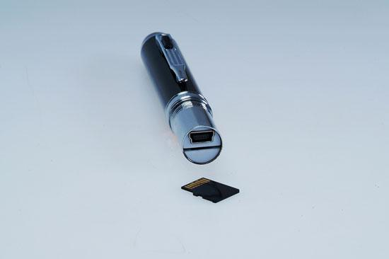 720P HD Portable Mini DV Video Pen Camera DVR with Taking Photo Function and Audio Recording Only if You Need