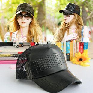 Women Black Baseball Cap Adult Mesh Caps Hats Spring Summer Hat Visor  Custom Caps Cool Caps From Fashiondash 0e1fc3e7fda