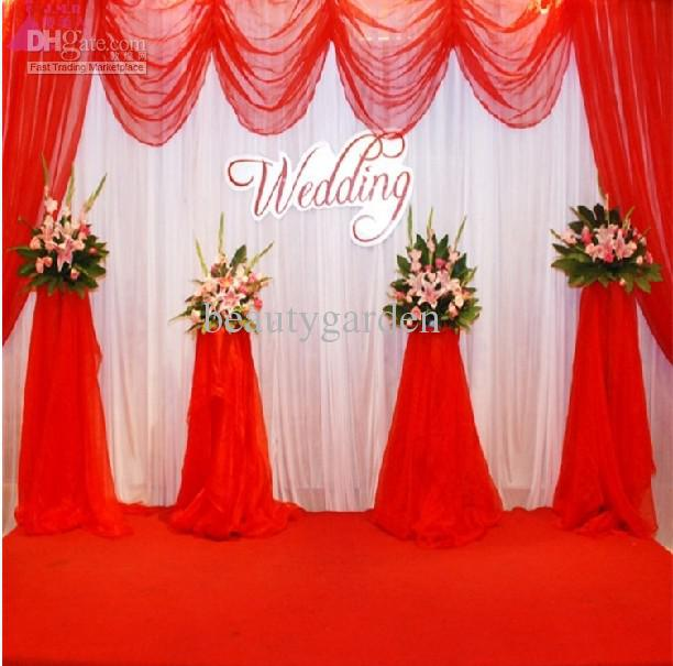 Wedding decoration background image collections wedding decoration 2018 organza voile sheer fabric for background of wedding decoration junglespirit Gallery