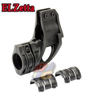 V Tech Elzetta Ar 15 Flashlight Mount Zfh1500 Tactical Flashlight
