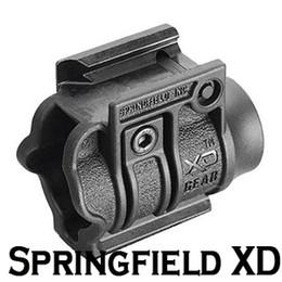 Wholesale Picatinny Flashlight Holder - Springfield XD XML X-Treme Light Holder Picatinny 1 inch flashlight mount