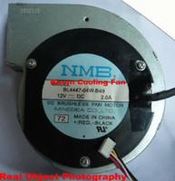 Wholesale 12v dc brushless cooling fan resale online - NMB V A BL4447 W B49 Blower Fan Dc brushless Fan Cooling Fan