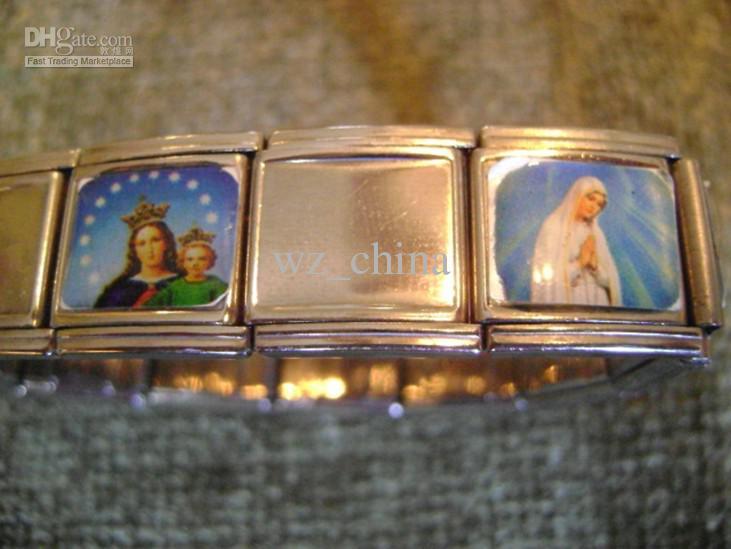DİNİ İsa Boncuk Alaşım BİLEZİK İLE SPANDEKS BAND YENİ İÇİNDE İYİ DURUMU İsa Bilezikler Ücretsiz Kargo