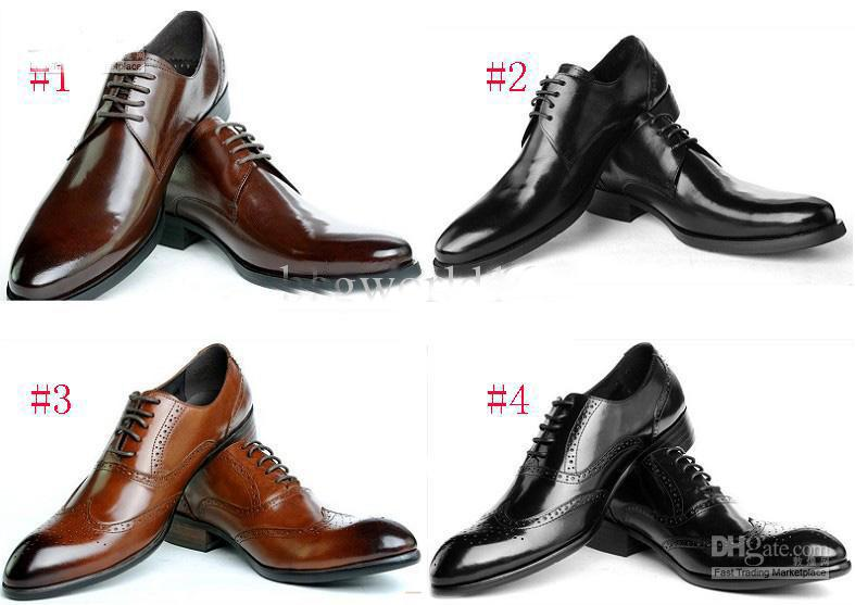 Retro Nostalgia Eur Us Style 507 Men's Dress Shoes Comfortable ...
