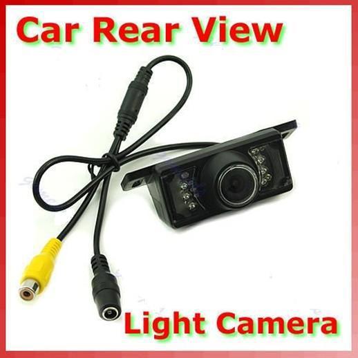 Weitwinkel-Auto-Rückansicht, die Backup-LED-Kamera rückgängig macht