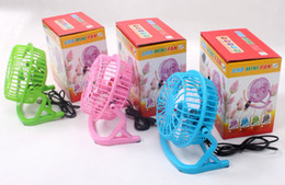 $enCountryForm.capitalKeyWord Canada - USB Mini Retro Desk Fan for PC , Laptop , Netbook, Apple Macbook , iMac 50 pcs lot