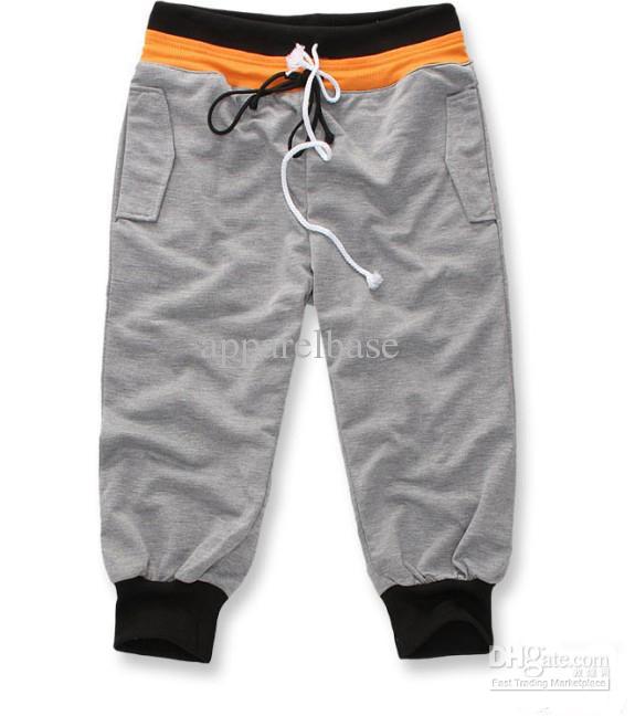 Casual capri pants cargos shorts /sport shorts /Middle pants