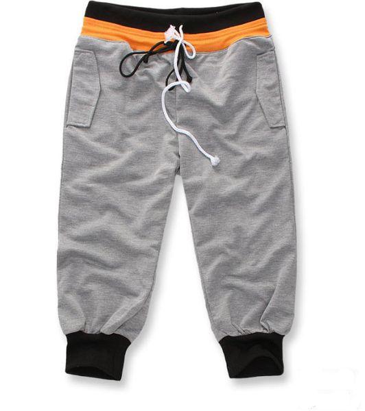 Casual capri pants cargos shorts /sport shorts /Middle pants Free shipping