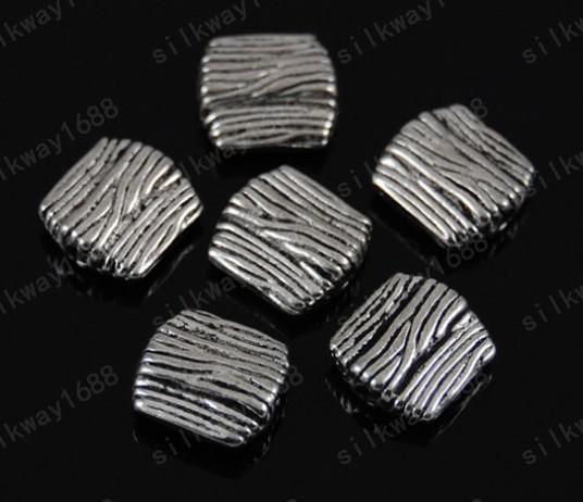 Mélange styles 600PCS tibétain argent européen perles bricolage accessoires appropriés pour collier de bracelet