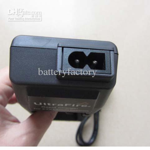 100pcs chargeur universel ultrafire wf-139 chargeur rapide pour 18650 3.7V batterie rechargeable au lithium