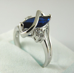 $enCountryForm.capitalKeyWord Canada - Brand New EXQUISITE NATURAL 3.2CT SAPPHIRE 14KT GOLD GEMSTONE RING -SW054