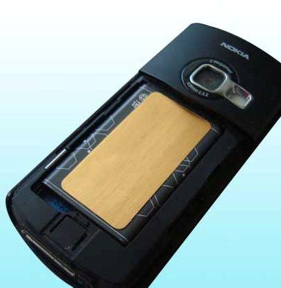 2016 téléphone mobile chaud autocollant anti-rayonnement et de récupération de batterie, énergie anti-rayonnement puce / livraison gratuite