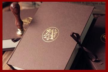 cachet scellant cire vintage classique classique alphabet alphabet initial de lettre de lait en laiton créatif
