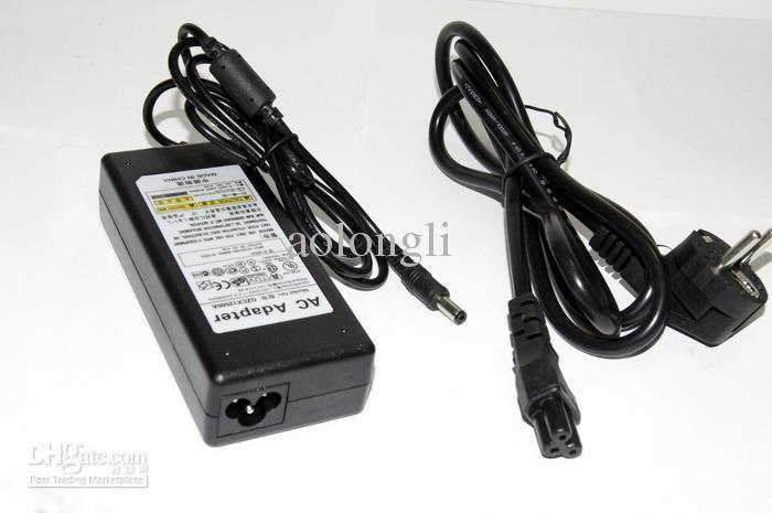 72W 12V 6A AC100-240V Power Supply Adapter Charger for Laptops Notebooks EU/US/AU/BS Plug Optional