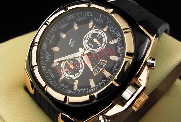 V6 남성용 시계 남성용 시계 남성용 시계 남성용 시계 무료 배송