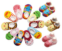 Wholesale Socks Busha - 60pairs Cute! BUSHA Nonskid baby socks - Nonslip Toddler Footgear Baby Shoe Sock baby booties sox