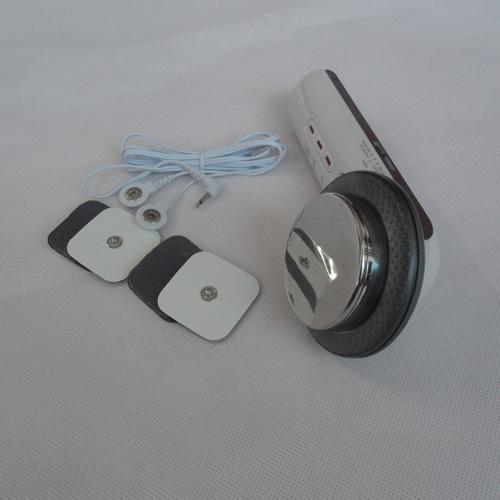 Senaste 3 i 1 elektrodstimulering Ultraljuds skönhetsmassager med infraröd ljusbehandling