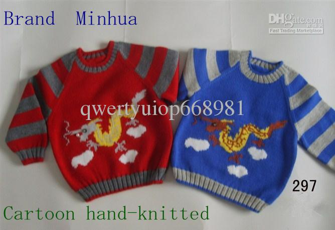 Young Children Sweater Year Of The Dragon Clothes Children