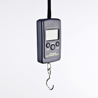 Wholesale Free Han - free shipping 40kg digital scale 40kg  10g Electronic Portable Digital Weight Fish Hook Lage Han