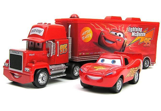 2020 Pixar Cars 2 Mack Hauler Amp Car Truck Toy Movie Figure Toys Dropshipping From China Elite 24 2 Dhgate Com