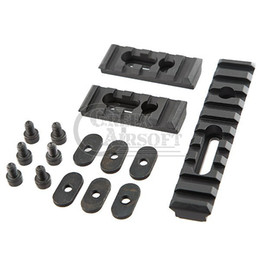 Handguard Airsoft Metal Rail Set