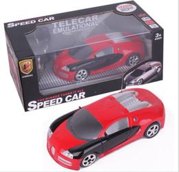 2019 kit de avión epo 1:24 de alta velocidad para el regalo Mini coche de control remoto, Micro Racing Car, envío de la gota