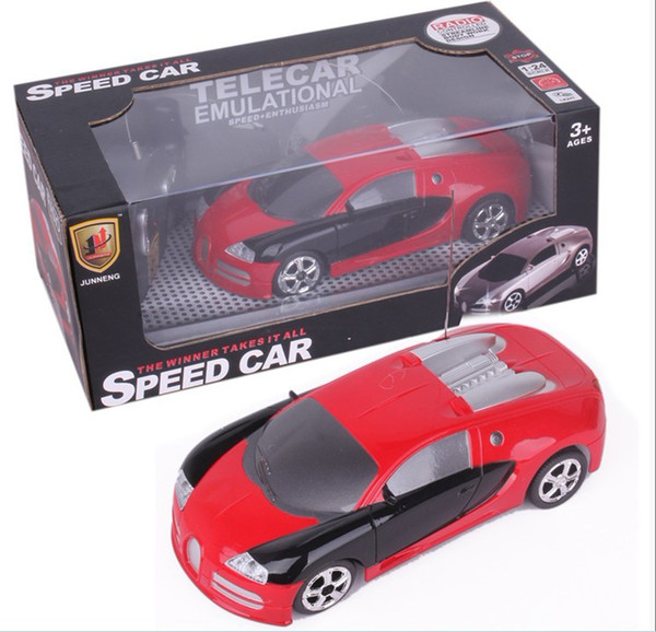 best selling High speed 1:24 for gift Mini Remote Control Car, Micro Racing Car, drop shipping