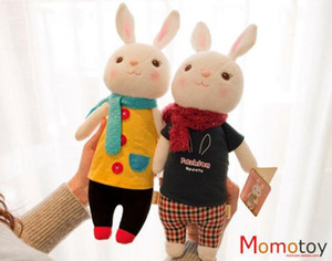 Wholesale Fashion Popular Metoo tiramisu Rabbit plush toy doll kids gifts 8 style me too women plush doll toys