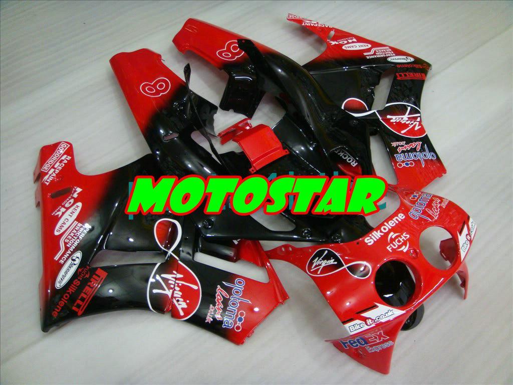 ABS Fairings kit for VFR400 NC30 1989 - 1992 full set fairing bodywork VFR 400 VFR30 89 90 91 92