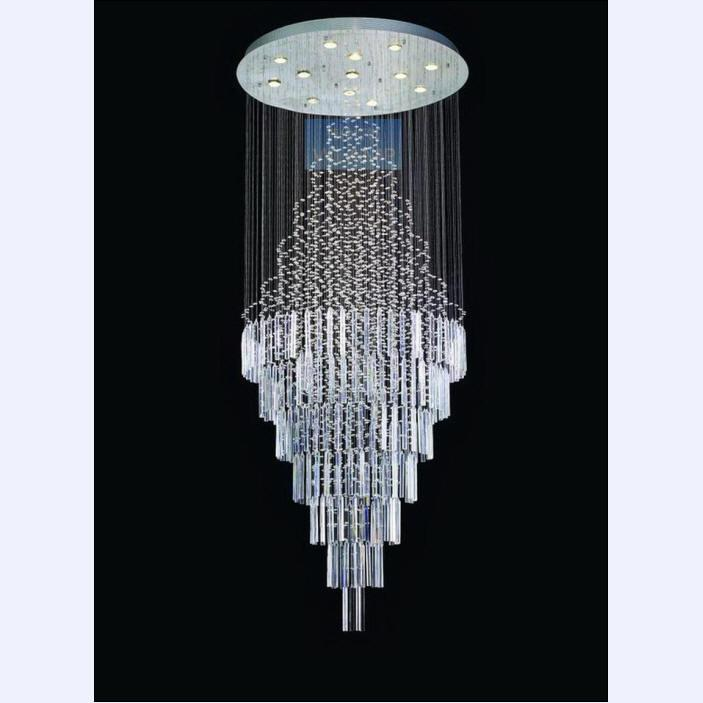 size 40 0bafb aa5dc K9 Crystal Suspension Wire Lamp,Crystal Chandelier Lamp,Crystal Ceiling  Lamp,Crystal Pendant Lamp Bubble Chandelier Lantern Chandelier From  Goodsoft, ...