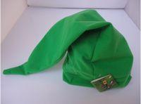 Wholesale Link Cosplay Hat - 1pcs legend of zelda link hats cosplay costumes play cap zelda hat christmas hat