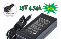 Wholesale 19V A W Replacment Laptop AC Power Adapter Charger for TOSHIBA PA3165U ACA PA3097U A