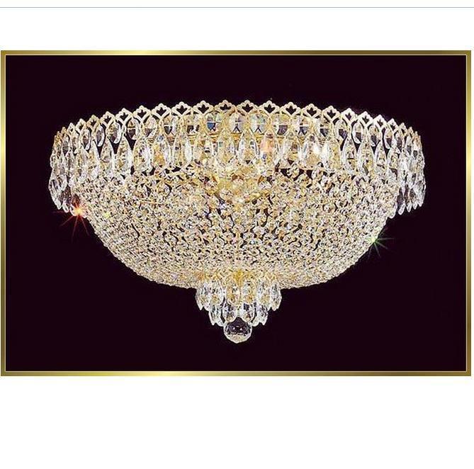chrome uk at the crystal chandelier light mount superstore lighting flush ceiling lights fabulous