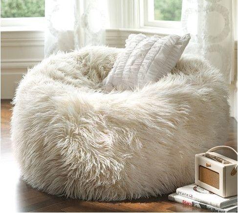 Fine 2019 Long Fur Soft Beanbag Cover Extra Elegant Lounge Bean Bag From Cowboy2012 60 61 Dhgate Com Ncnpc Chair Design For Home Ncnpcorg