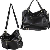 Canada Large Black Leather Hobo Bag Supply, Large Black Leather ...
