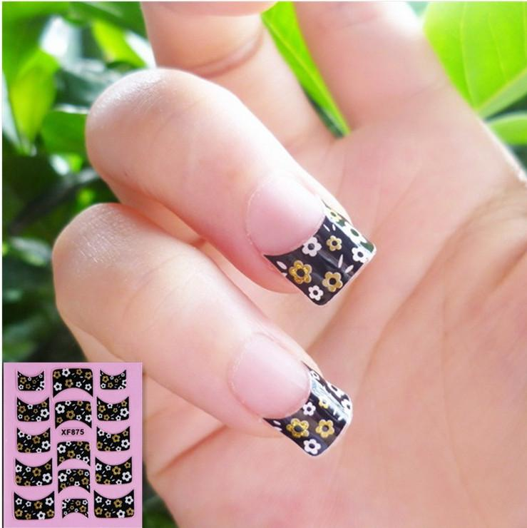 French design 3d nail sticker nail care sticker nail art sticker see larger image prinsesfo Gallery